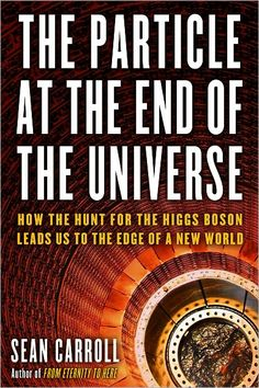 The Particle at the End of the Universe by Sean Carroll.