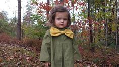 Girls Dress Toddler Baby Vintage Inspired Fall by MYSWEETCHICKAPEA, $55.00
