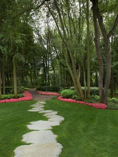 tree, backyard design, garden paths, annual flowers, flower designs