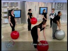Pilates Mania    Aula com Bola