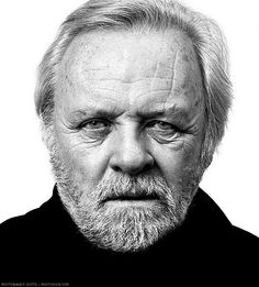 Anthony Hopkins by Andy Gotts