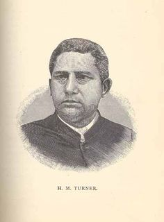 On May 8, 1915, Bishop Henry McNeal Turner, the First African American chaplain in the U.S. Army and AME Bishop, passed away. Much of Bishop  Turner's early theological questions pertained to race and God. He was known as a fiery orator and he scandalized many Americans when he preached that God was black. A large number of churches are named in his honor.  He was the 1st AME Bishop to ordain women to the order of Deacon. He supported prohibition and Women's  movements during & after the 1880's.