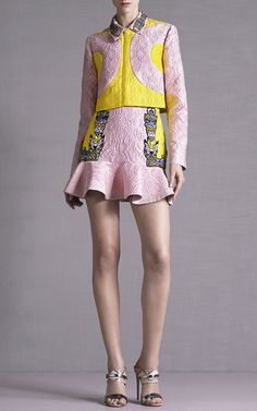 Mary Katrantzou Resort 2015 Trunkshow Look 7 on Moda Operandi