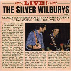 """Traveling Wilburys """"Silver Wilburys"""" ............zombiezoo.net........"""