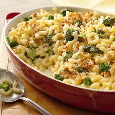 Broccoli Mac 'n' Cheese