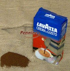 Italy's favourite coffee.  Mine too.  Available in the Cellar.