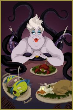 Not So Happily Ever After: If Disney Villains Had Won