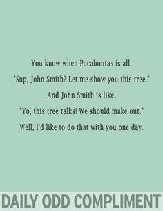 """Pocahontas Day"""