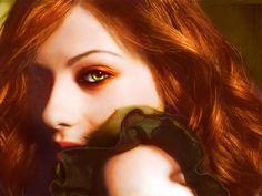 Michelle Trachtenberg Redhead? by Lemonachi on deviantART. ♡Redhead beauty♡