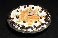 Coffee Toffee Crunch a Bunch Pie By Carroll Pellegrinelli, About.com Guide