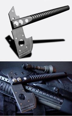 carbon fiber axe!
