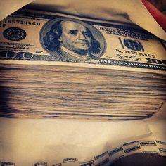 Money! Wish I had this!