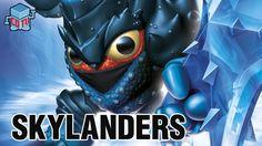 Skylanders Trap Team Lob Star Gameplay Preview #skylanders #videogame #toys #collecting
