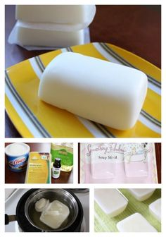 22 Perfect DIY Gifts For Your Moms - Lotion Bars
