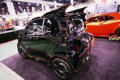 Batman Smart Car