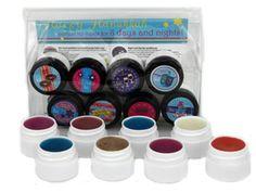 8 Days of Luscious Lips Hanukkah Gift Set. Win it on Kveller!