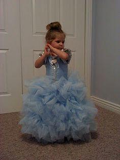 DIY princess dress....