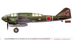 Mitsubishi Ki-46 Dinah - Japan