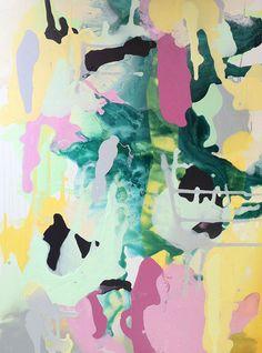 "Saatchi Online Artist: Anne Harper; Acrylic, 2011, Painting ""Persuasion #5"""
