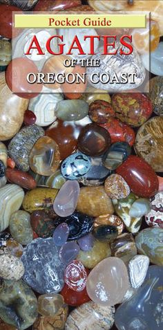 If a picture is worth a thousand words, this guide tells it ALL! This comprehensive, easy-to-use, full-color, illustrated guide of the what, where, when, and how to collecting agate, jasper, fossils, and petrified wood commonly found along the Pacific Coastline is ideal for the novice or experienced collector of all ages and abilities.