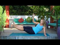 Side Muffin Buster Series- Part 2! Serious workout for your obliques. Can you say bye bye love handles! www.bodyinspiredfitness.com