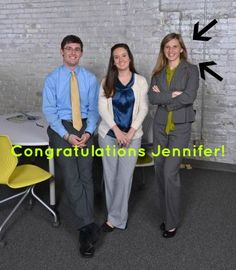A big congratulations to our very own Jennifer K. Oswalt on being named a member of the MBJ's Top 40 Under 40 class of 2013.  Thanks for all you do Jennifer!