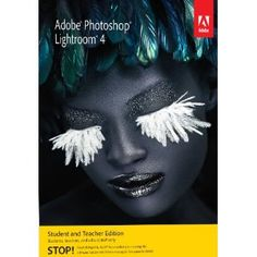 Adobe Photoshop Lightroom 4 Student and Teacher Edition [Download]
