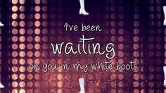 LOVE! Jamie Grace- White Boots- Lyrics <3 LOVE!