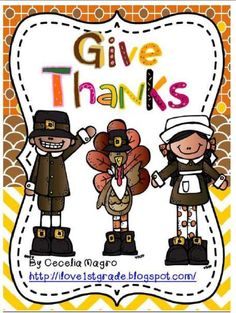 www.teacherspayteachers.com/Product/Awesome-Primary-Thanksgiving-Unit-164601