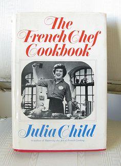 The French Chef Cookbook ~ Julia Child ~ 1968