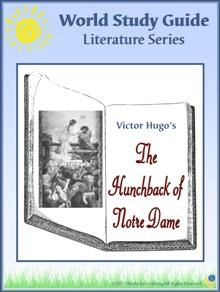 World Study Guide: Literature Series - The Hunchback of Notre Dame - World for Learning | CurrClick