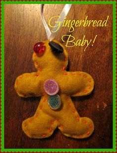 Virtual Book Club For Kids and Jan Brett - Gingerbread Baby at The Usual Mayhem