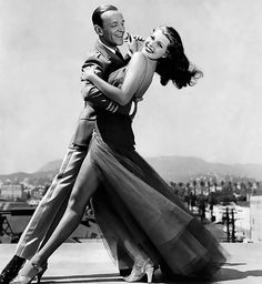 vintag, icon, peopl, rita hayworth, fred astaire