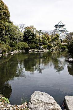 Japanese Garden & Osaka Castle