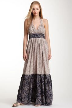 Columbine Clover Block Dress by French Connection on @HauteLook