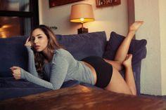 #Curvy #PlusSizeModel Jada Sezer size 14 US, size 16 UK size 18 AUS measurements 44 inch bust, 34 inch waist, 44 inch hips. Jada - JAG Models