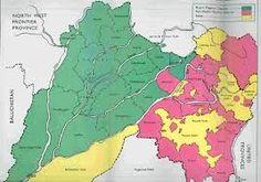 Maps of Punjab