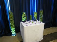 Ceremony decor by Designs by Courtney, via Flickr