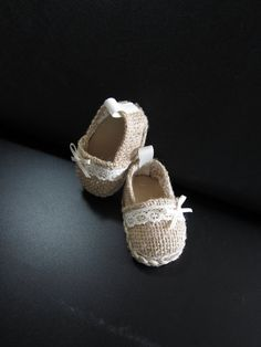 American Girl Doll Clothes- Shoes, 18 inch Natural Hemp Espadrilles Shoes For American Girl Dolls and Similar Dolls