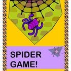 halloween group, halloween night, back home, spider webs, group games, holidays, activ halloween, families, babi spider