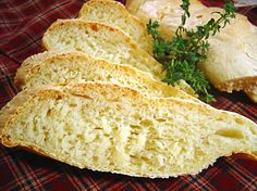 Crusty French Bread from Food.com:   This recipe produces two crusty and chewy loaves that are so very good and so much better than store bought.