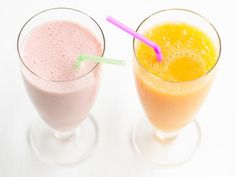 Which is the healthier pick, a blended smoothie or refreshing juice? @Abu mnsar Saad Network's Healthy Eats has the answer!