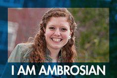Hi. My name is Jessica Middendorf and I am Ambrosian.
