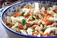 Sweet Cabbage Salad (4 Points+)