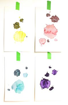 abstract watercolor art prints by Brown Bear Studio    ...BTW,Please Check this out:  http://artcaffeine.imobileappsys.com