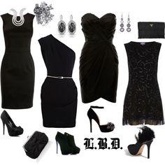 Number 3 dress is my favorite