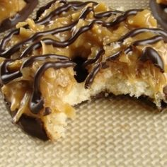Homemade Girl Scout favorite.