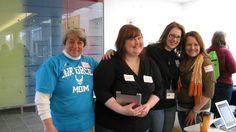 Lovely ladies of #PCWM4!