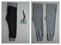 Elegance & Elephants: Zara Leggings Knock-Off