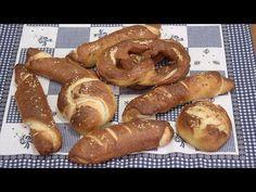 Bavarsko pecivo - YouTube
